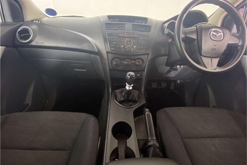 2014 Mazda BT-50 BT-50 2.2 110kW FreeStyle Cab SLX