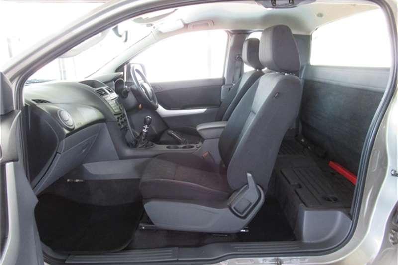 Mazda BT-50 2.2 110kW FreeStyle Cab SLX 2015