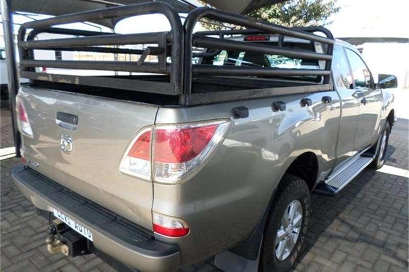 Used 2015 Mazda BT-50 2.2 110kW FreeStyle Cab SLX