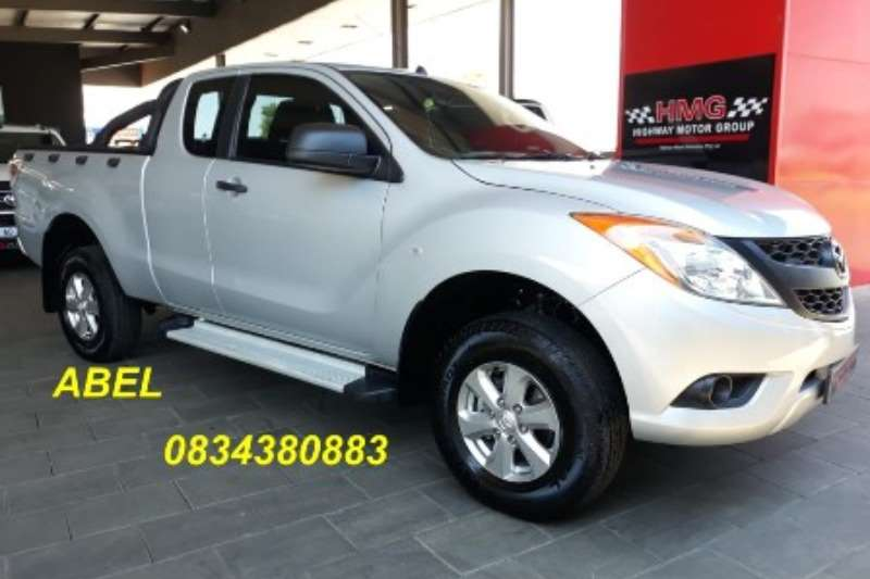 Mazda BT-50 2.2 110kW FreeStyle Cab SLX 2016