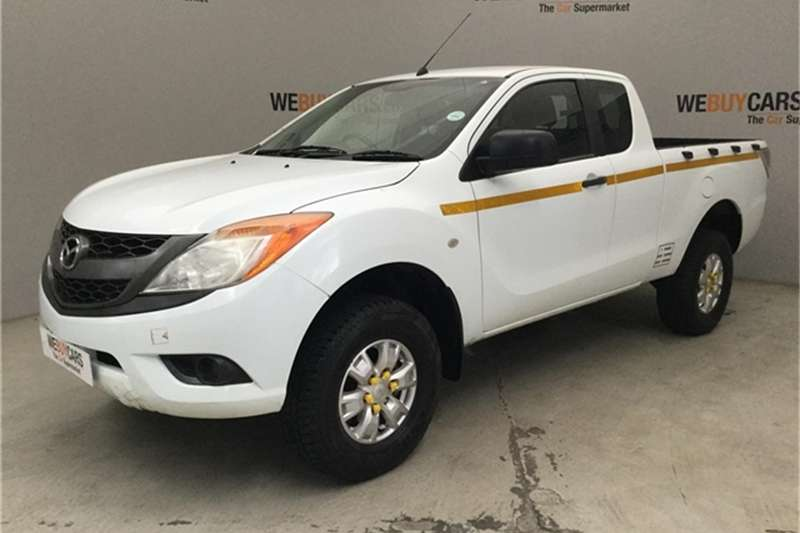 Mazda BT-50 2.2 88kW FreeStyle Cab SLX 2014