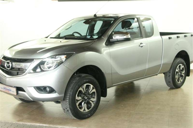 Mazda BT-50 2.2 88kW FreeStyle Cab SLX 2017