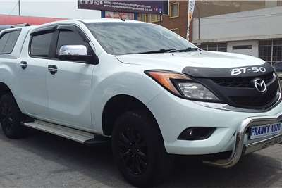 Mazda BT-50 2.2 double cab SLE 2014