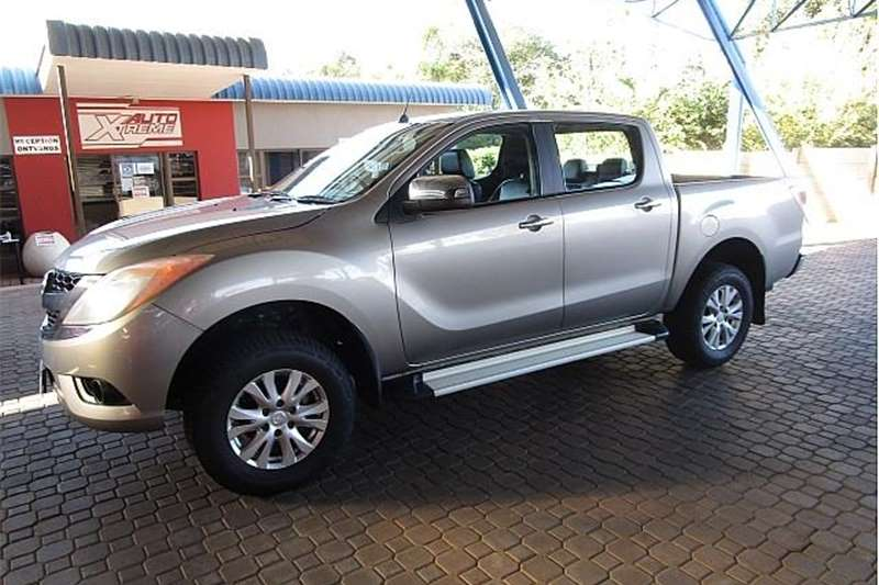 Mazda BT-50 2.2 double cab SLE 2015