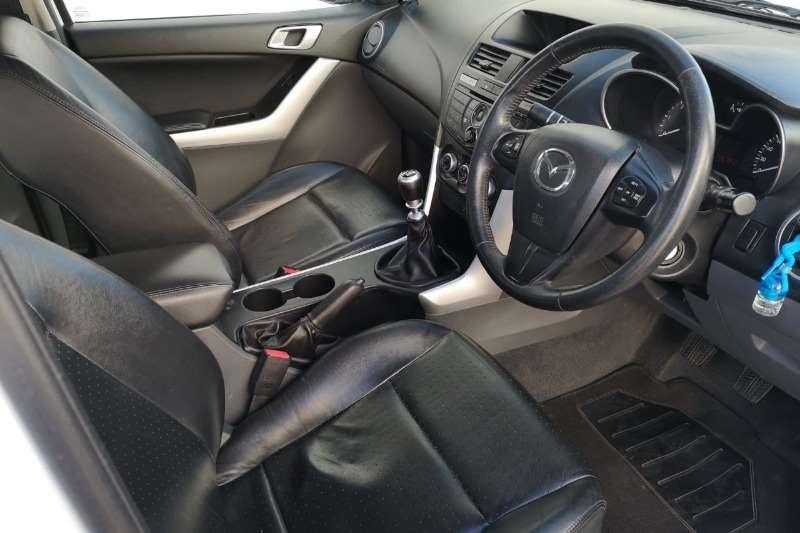 Mazda BT-50 2.2 double cab SLE 2016