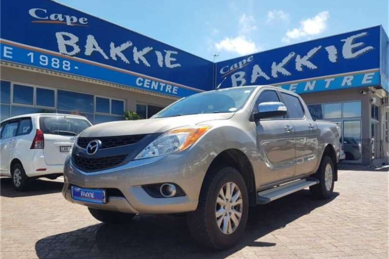 Mazda BT-50 2.2 double cab SLE 2016