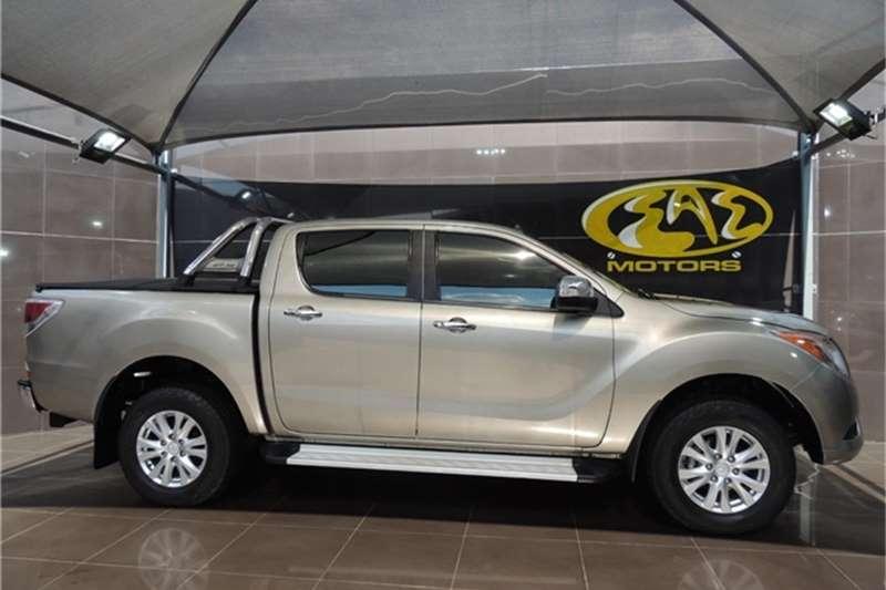 Used 2016 Mazda BT-50 2.2 double cab SLE