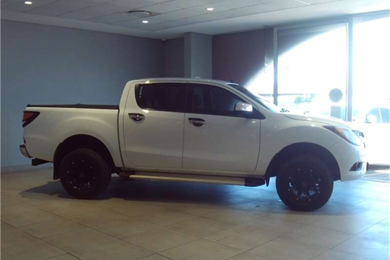 Mazda BT-50 2.2 double cab SLE 2017