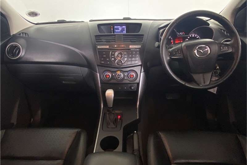 2018 Mazda BT-50 BT-50 2.2 double cab SLE auto