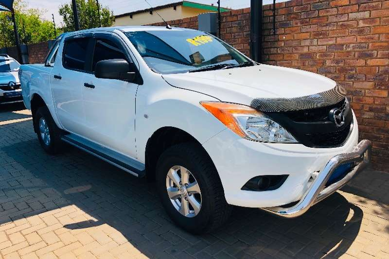 Mazda BT-50 2.2 double cab SLX 2012