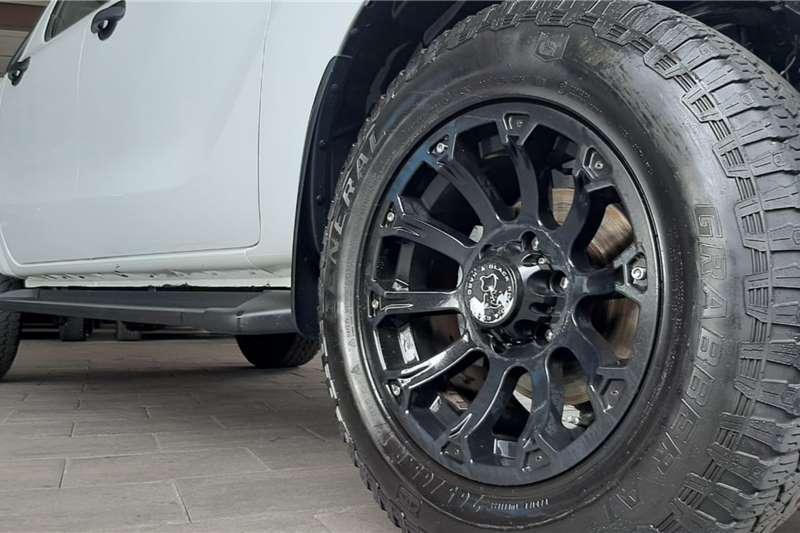 Mazda BT-50 2.2 double cab SLX 2013