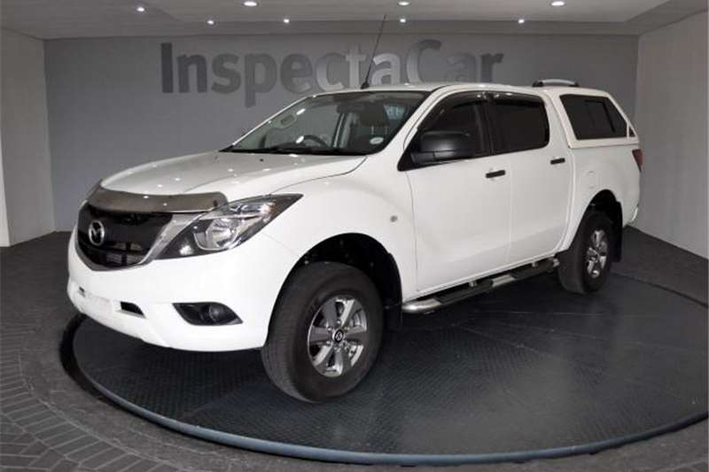Mazda BT-50 2.2 double cab SLX 2017