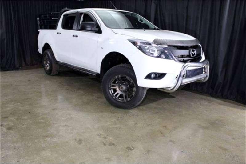Mazda BT-50 2.2 double cab SLX 2018