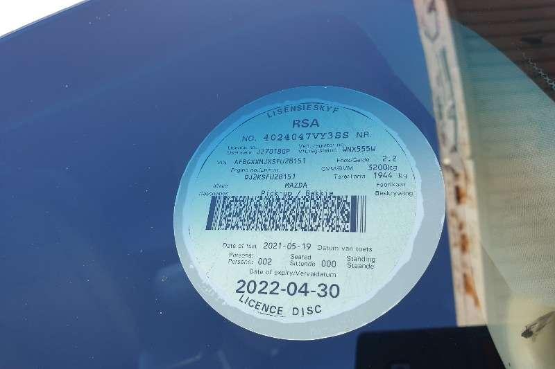 Used 2016 Mazda BT-50 2.2 FreeStyle Cab SLX