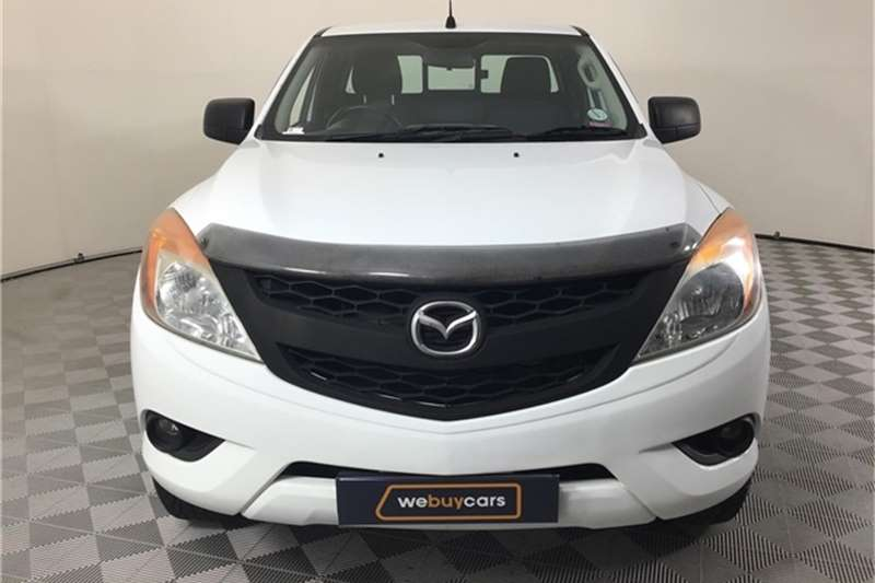 Mazda BT-50 2.2 SL 2014