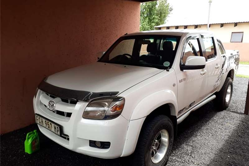 Mazda BT-50 2.5 double cab SLX 2009