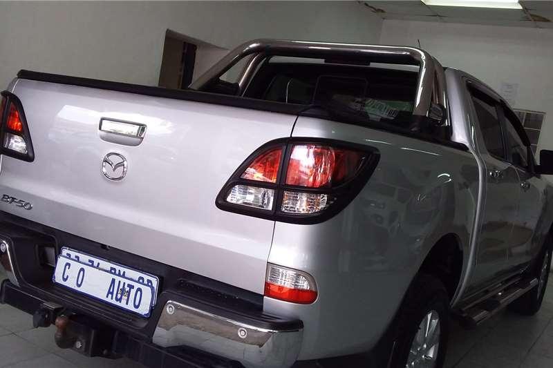 Used 2014 Mazda BT-50 2.5 double cab SLX