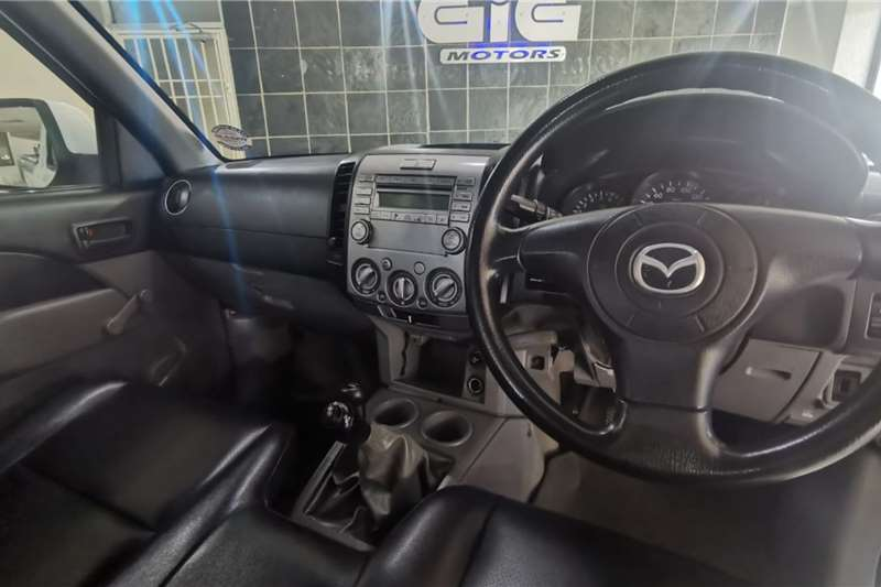 2011 Mazda BT-50 BT-50 2.6i 4x4