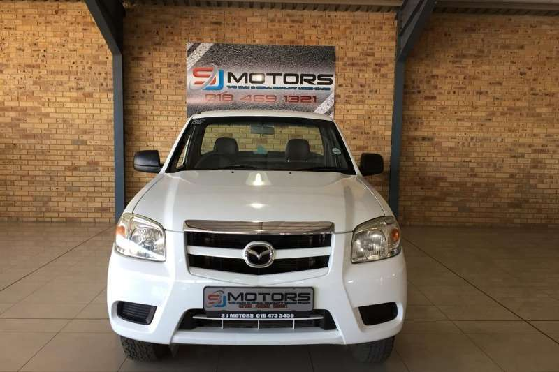 Mazda BT-50 2.6i 4x4 safety pack 2011