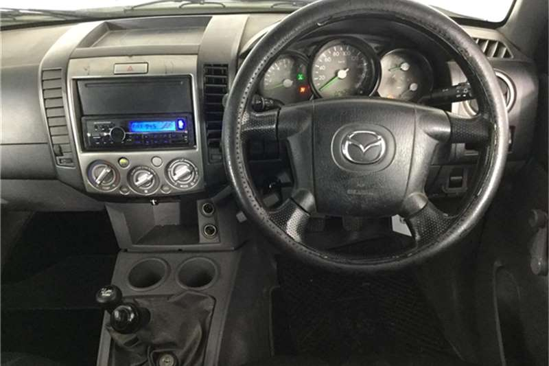 Mazda BT-50 2.6i double cab 4x4 2009
