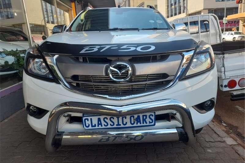 Used 2018 Mazda BT-50