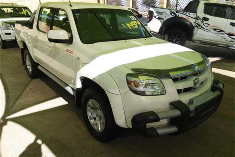 Mazda BT-50 2500D double cab SLE 2008