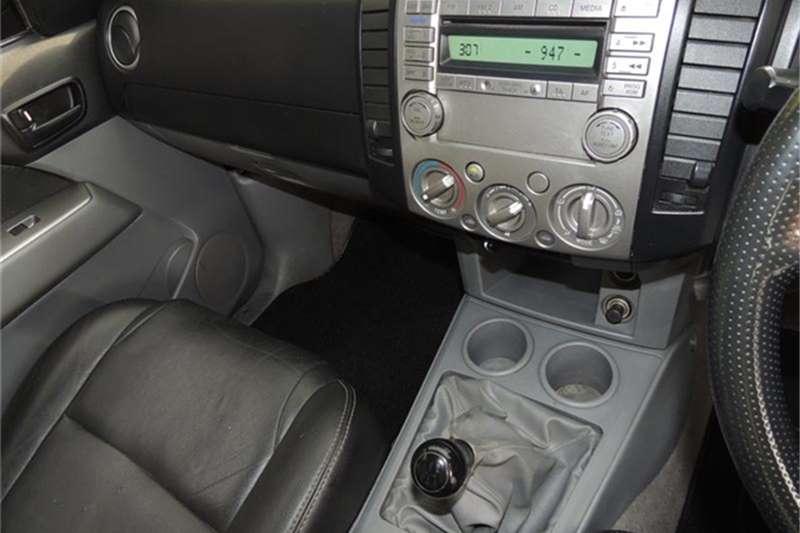Mazda BT-50 2500D Freestyle Cab SLX 2008