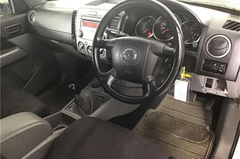 Mazda BT-50 2500D Freestyle Cab SLX 2011