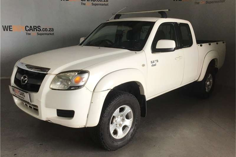 Mazda BT-50 2500D Freestyle Cab SLX 4x4 2010