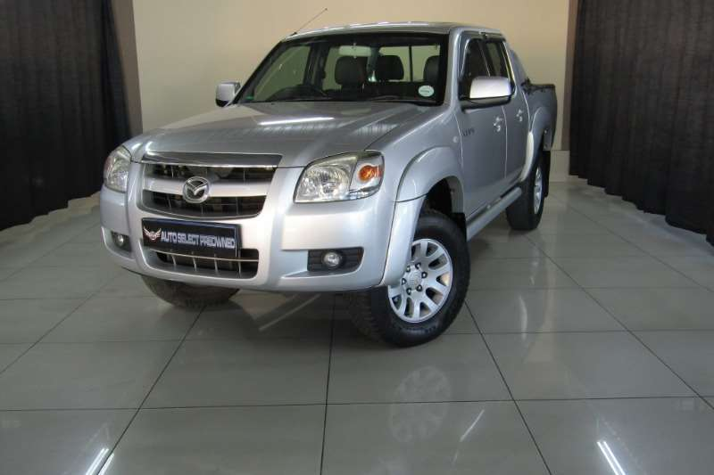Mazda BT-50 3.0CRD double cab SLE 2009