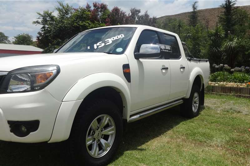 Mazda BT-50 3.0CRD double cab SLE 2010