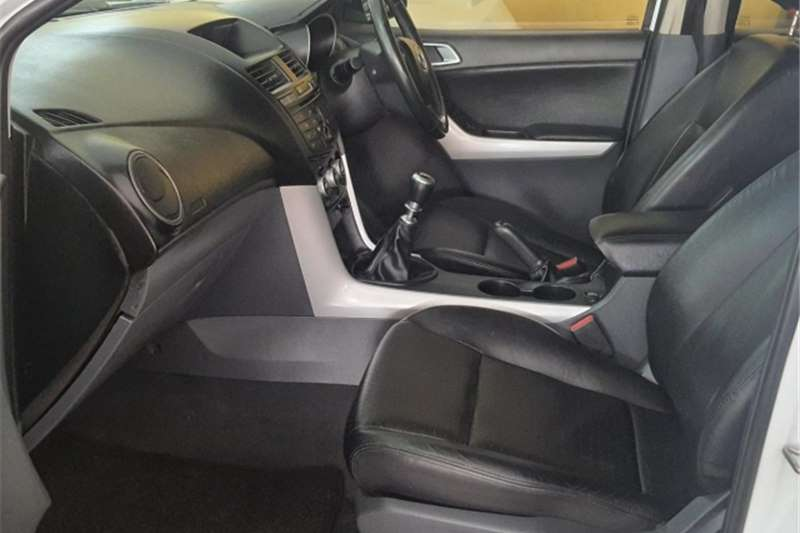 2014 Mazda BT-50 BT-50 3.0CRD double cab SLE