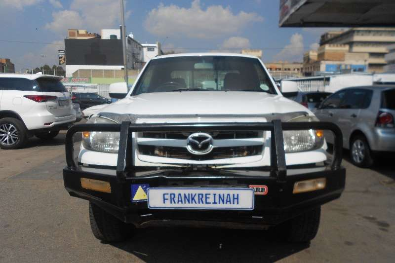 Mazda BT-50 3.0CRD Freestyle cab SLX 2012