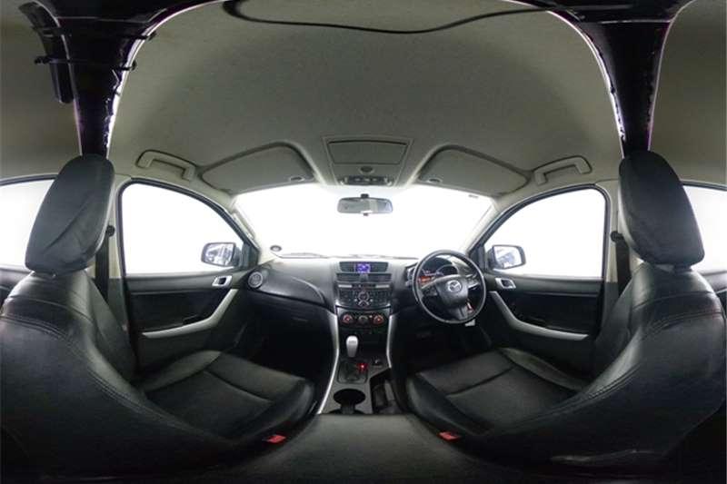 2013 Mazda BT-50 BT-50 3.2 double cab 4x4 SLE auto