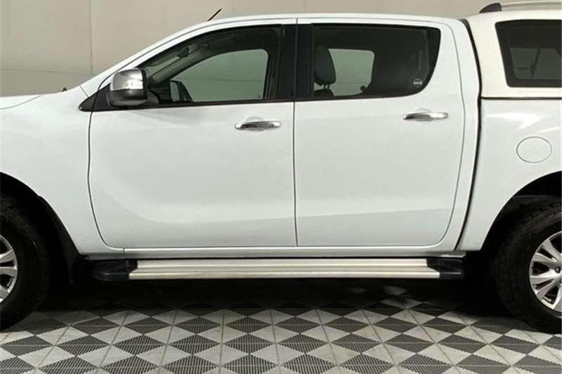 Used 2013 Mazda BT-50 3.2 double cab 4x4 SLE auto
