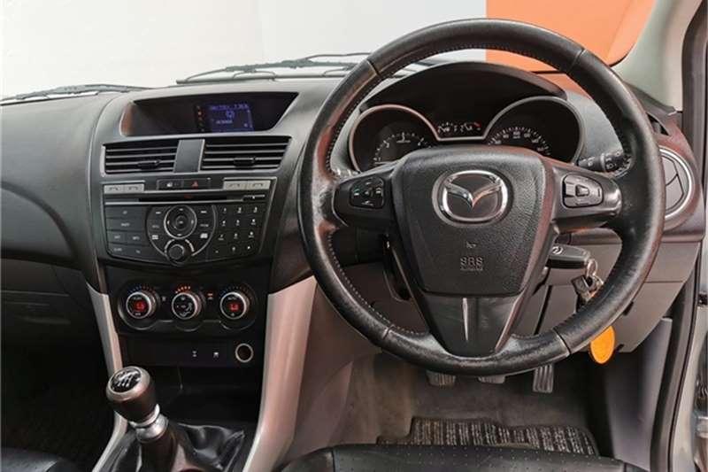 Mazda BT-50 3.2 double cab SLE 2014