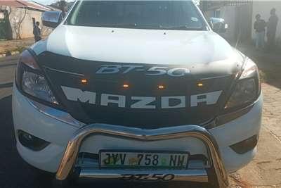 Used 2014 Mazda BT-50 3.2 double cab SLE