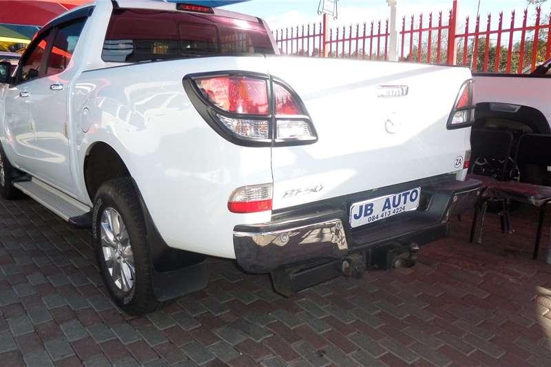 Used 2013 Mazda BT-50 3.2 double cab SLE auto