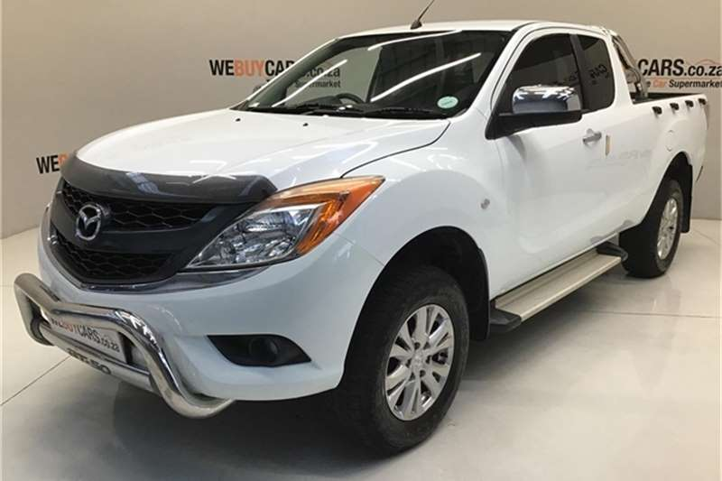 Mazda BT-50 3.2 FreeStyle Cab 4x4 SLE 2013