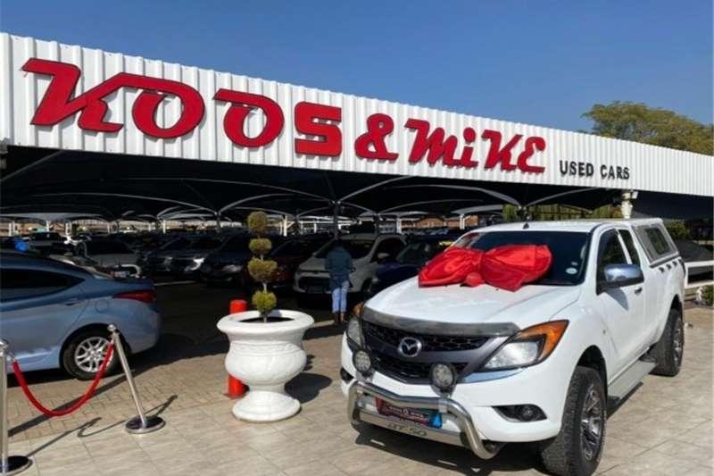 Used 2013 Mazda BT-50 3.2 FreeStyle Cab 4x4 SLE
