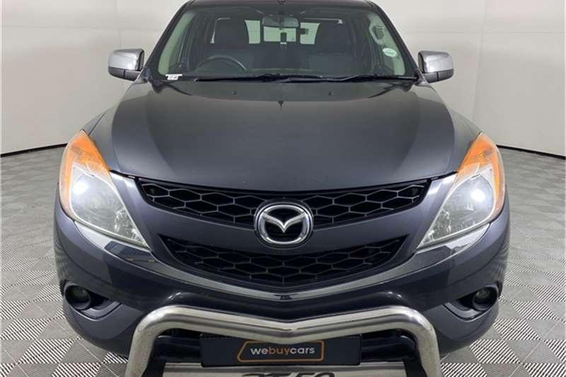 2014 Mazda BT-50 BT-50 3.2 FreeStyle Cab SLE
