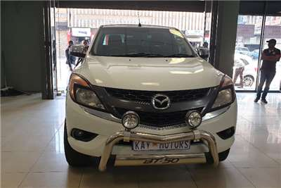 Mazda BT-50 3.2 FreeStyle Cab SLE 2015
