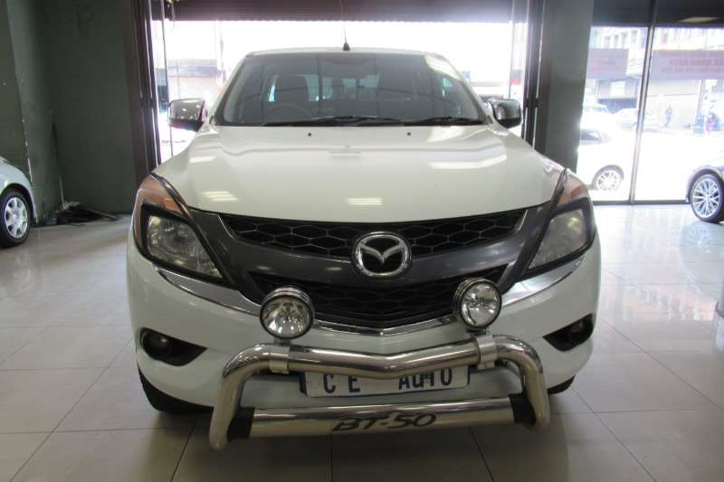 Mazda BT-50 3.2 SLX 2014