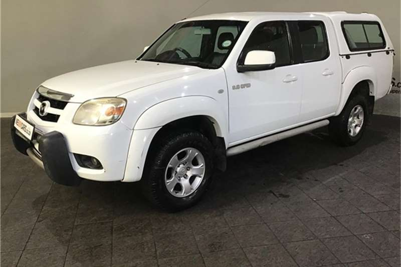 Mazda BT-50 3000D double cab SLE 2011