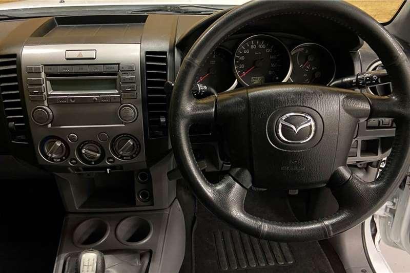 Mazda BT-50 3000D double cab SLE 2012