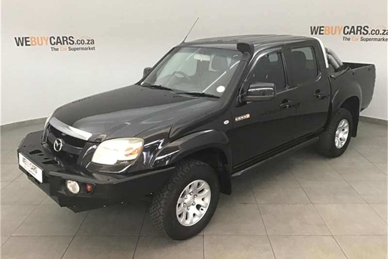 Mazda BT-50 3000D double cab SLE automatic 2007
