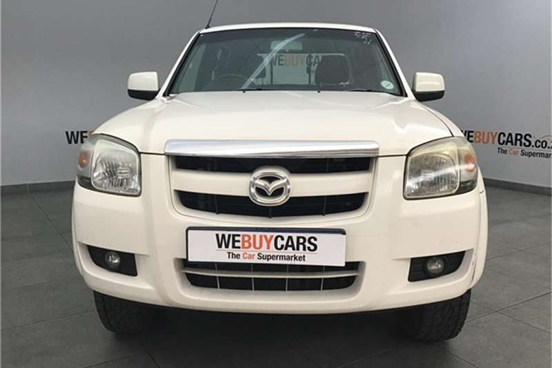 Mazda BT-50 3000D double cab SLE automatic 2008