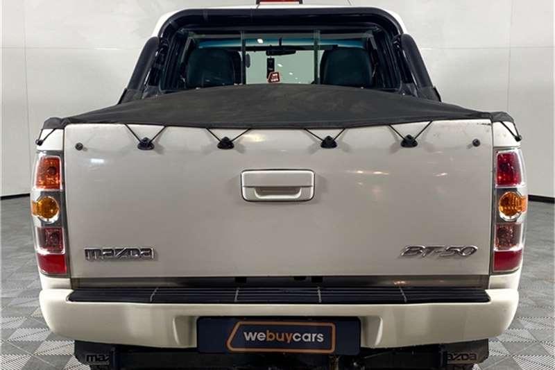 2010 Mazda BT-50 BT-50 3000D double cab SLE automatic