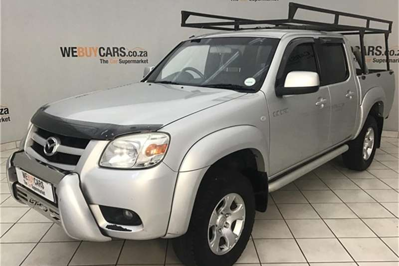 Mazda BT-50 3000D double cab SLE automatic 2011