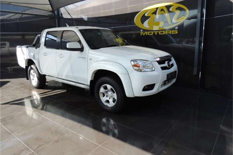 Mazda BT-50 3000D double cab SLE automatic 2012